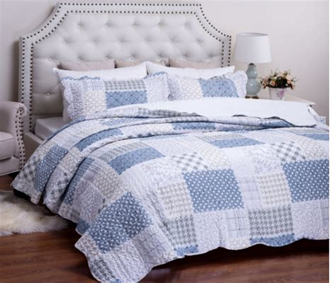 Lightweight Quilt Sets Coupons And Freebies Bedsure 3 Quilt Set With