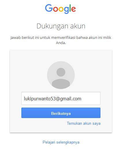membuka akun gmail yang lupa password cara mengembalikan password gmail yang lupa blog