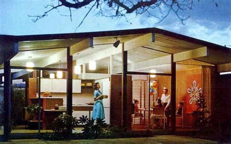 eichler hosue real estate man joseph eichler helped develop apple ethos