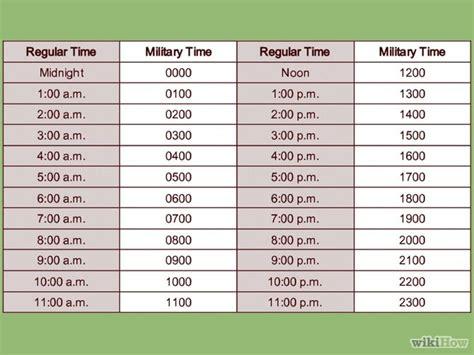 tabla hora militar 0100 horas aprende horario militar en 7 pasos astrodroide