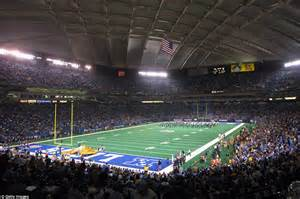World Cup Pontiac Silverdome Detroit S Abandoned Silverdome Is Now Just An Empty Shell