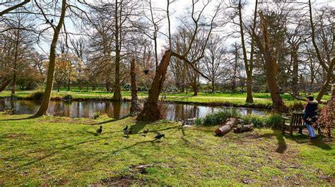 Woodland Park Garden by Waterhouse Woodland Garden Bushy Park The Royal Parks