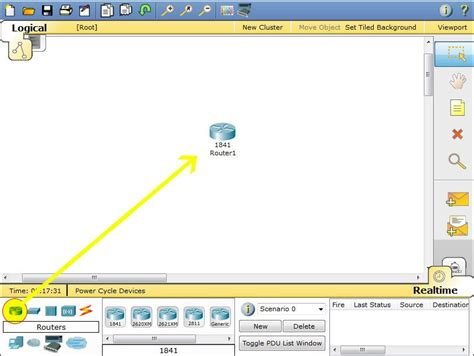 cisco packet tracer tutorial basic router configuration pdf configure a router with packet tracer all about networking