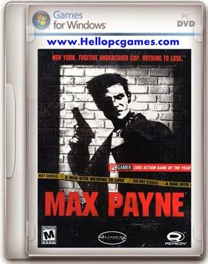 full version games free download for pc max payne 2 max payne 1 game free download full version for pc