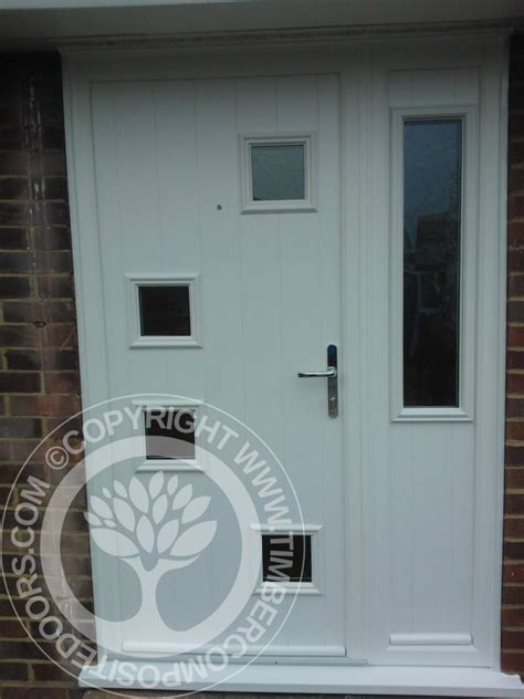 White Composite Front Doors Contemporary Composite Doors Timber Composite Doors