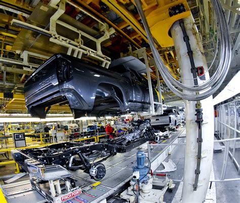 Toyota Plant San Antonio Factory Tour Toyota Motor Manufacturing Plant