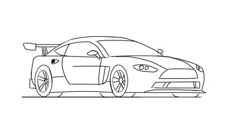 how to draw a cool car step by step cars draw cars how to draw a race car easy for junior car designer