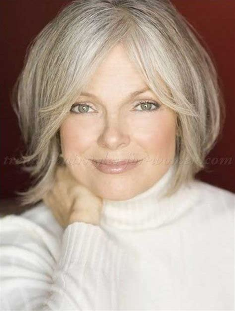 short hairstyles for gray haired women over 60 20 short haircuts for over 60 short hairstyles