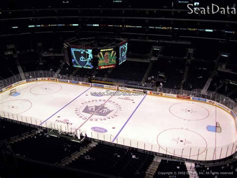 Staples Center Section 316 Los Angeles Kings