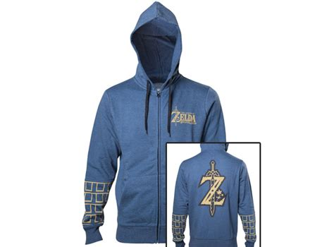 Sweater The Legend Of Breath Of The Hoodie breath of the hoodie limited the legend of otakustore gr