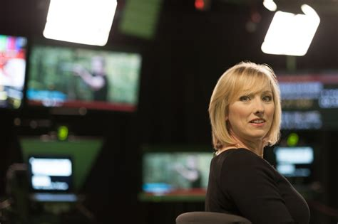 Martine Croxall: journalist and BBC News broadcaster
