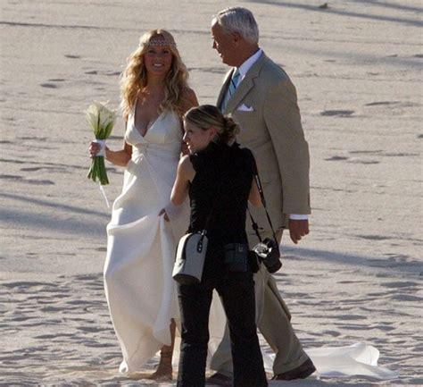 oliver hudson wedding erinn bartlett and oliver hudson celebs wedding gowns