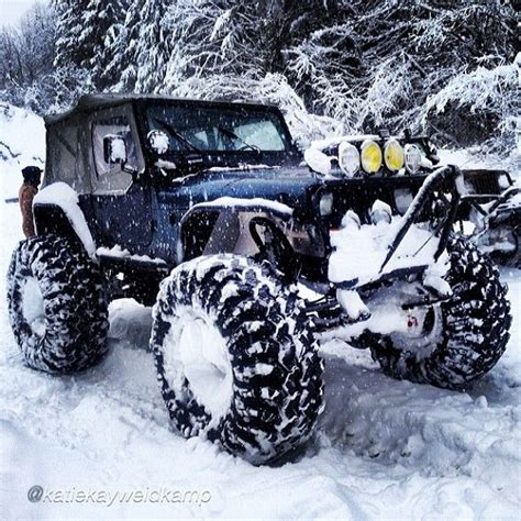 jeep wrangler snow tires 1000 images about jeeps and scouts etcetera on pinterest