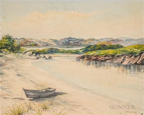 century boats for sale massachusetts wendell collum massachusetts 20th century riverscape