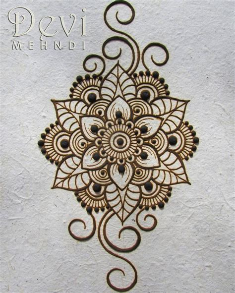 mandala rose tattoo design mehndi best 25 mandala flower tattoos ideas on lotus