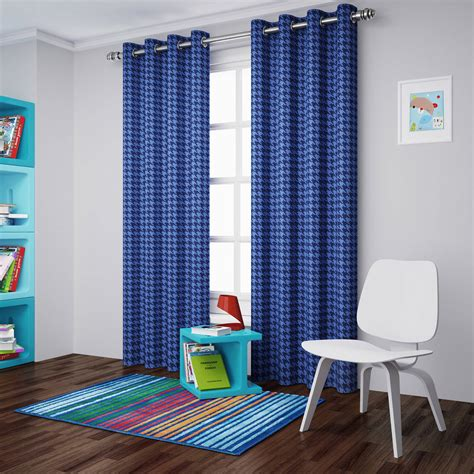 walmart curtains for kids eclipse kids dots blackout thermal window panel walmart com