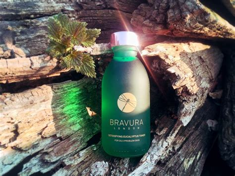Bravura Lactic Acic bravura detoxifying eucalyptus toner review