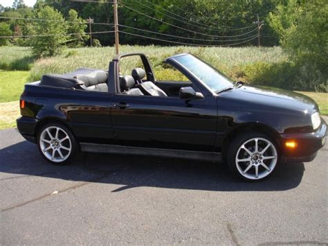 1998 Volkswagen Cabrio by Volkswagen Cabrio 1998 Cars For Sale