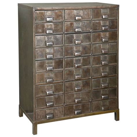 Industrial Metal Cabinets by 27 Industrial Drawer Metal Cabinet At 1stdibs