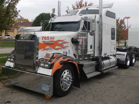 Studio Sleeper For Sale by Kenworth Tandem Axle Sleeper For Sale 6923