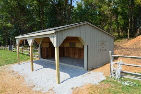 run  shed  lean  built  coatesville pa jn