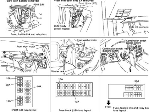 repair windshield wipe control 2003 infiniti g35 lane departure warning repair guides windshield wipers washers windshield wiper system autozone com