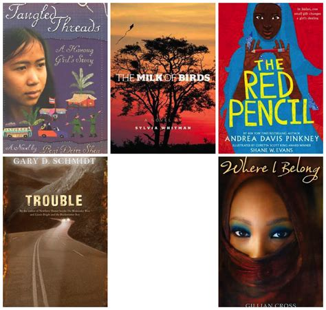stories about refugees a ya reading list