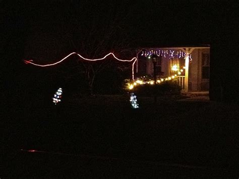 ugly christmas lights fail home garden do it yourself
