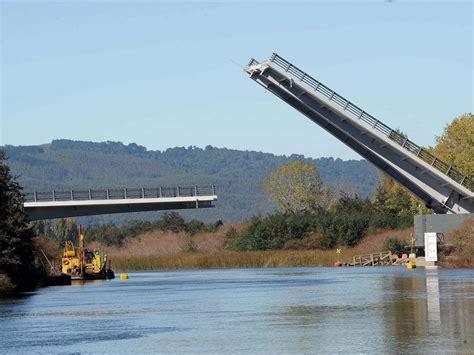 puente cau cau construyeron un puente levadizo al rev 233 s en chile