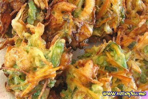 resep ayam goreng tepung roti yang enak resep masakan resep bakwan sayur goreng yang enak dan renyah cemilan