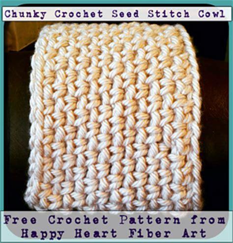 collared cowl free crochet pattern crochet n create ravelry crochet cowl chunky seed stitch pattern by happy