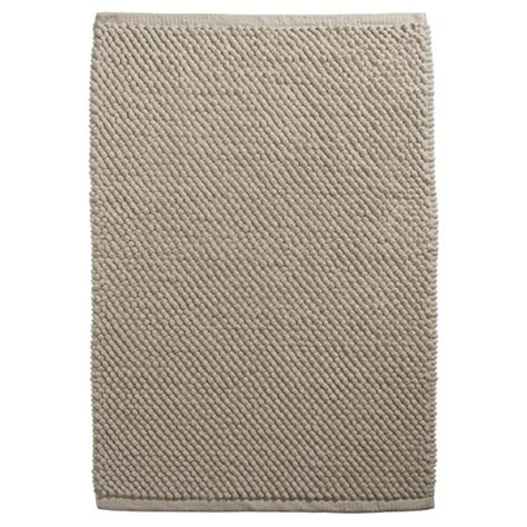 Cotton Accent Rugs knoti cotton accent rug linen in accent rugs
