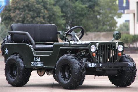 Jeep Go Kart Mini Jeep Willys Go Kart Gokart Co