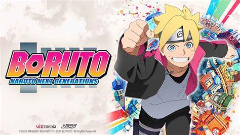 boruto series viz media acquires rights to boruto naruto next