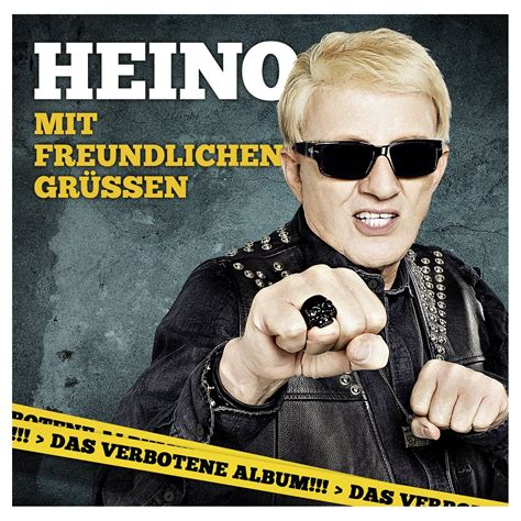 Mit Freundlichen Grüßen Leo Komplettes Album Im Heino Mit Freundlichen