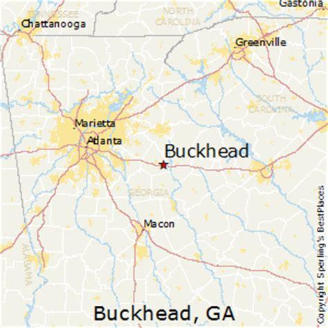 Detox Buckhead by Buckhead Map My