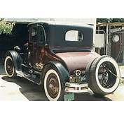 Studebaker And Avanti Page Cars 1927 Standard Six Coupe