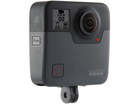 gopro ships fusion cameras as part of pilot program hdvideopro