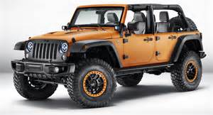 Mopar Jeep Wrangler Mopar Brings Three Rugged Jeep Show Cars To Frankfurt