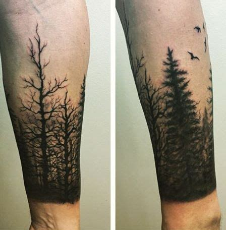 half sleeve tree tattoo designs 75 tree sleeve designs for ink ideas with