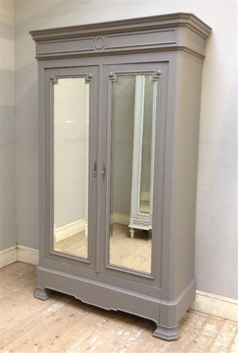 antique armoire painted in farrow and mole s