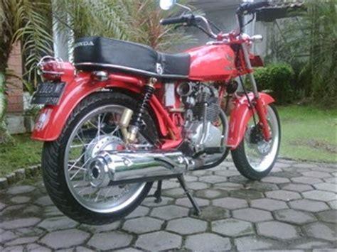 honda gl 100 1979 modif cb custom classic and vintage motorcycles