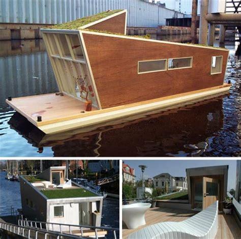 full house boat modern houseboat design for sea worthy luxury living