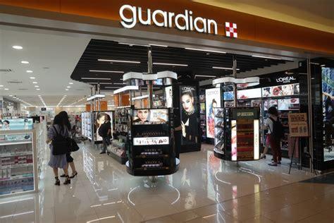 Bio Di Guardian Malaysia luas dan selesa lihat concept store guardian