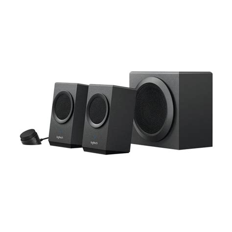 Logitech Z 213 Speaker 2 1 Hitam jual logitech z337 bluetooth 2 1 pc speakers