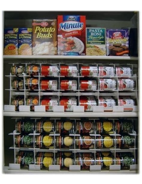 Can Holder For Pantry by 216 Best Images About Food Storage Can Rotators On