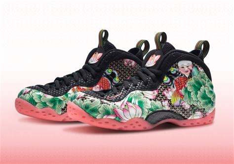 new year nike foams nike air foosite one quot tianjin quot official images