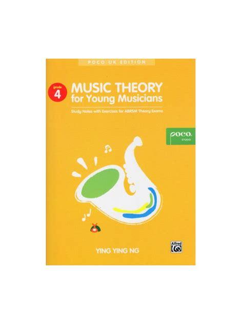 Ying Ying Ng Theory For Musicians Grade 3 Poco Studio sheet ying ying ng theory for