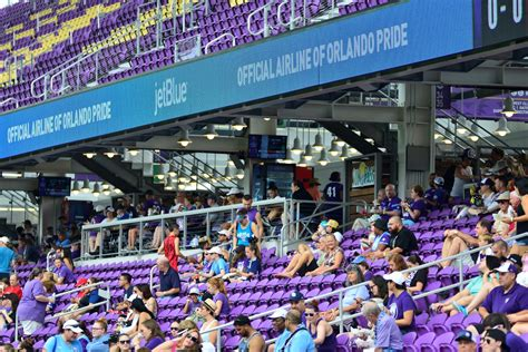 pass section orlando city stadium orlando pride stadium journey