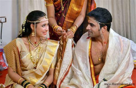 Chinmay Udgirkar and Girija Joshi   Marriage Wedding
